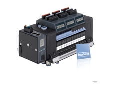 Bürkert's Modern electro pneumatic valve islands for your automation concept