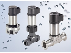 Flow sensors for Burkert's new look digital flow transmitters