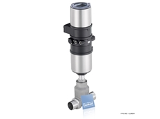 ELEMENT process valves for the decentralised automatisation of pneumatically acting process valves