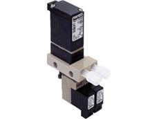 Fluid control micro dosing pump