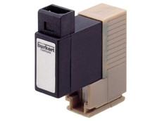 Micro flipper solenoid valve