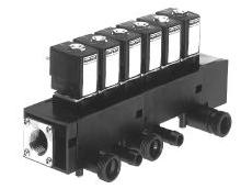 The 6227 modular valve series.