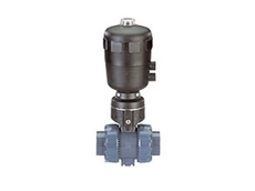 Quarter turn ball valves available from Burkert Fluid Control Systems