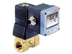 Burkert's 6223 series servo assisted proportional valve