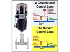 Simplified process control loop