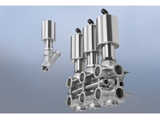 The modular valve system is available with strainers, check valves and sensors