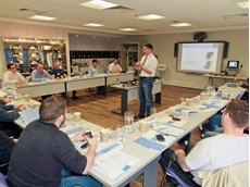 Courses are delivered by professional trainers