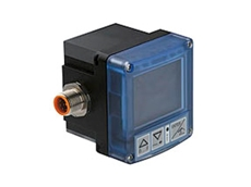 Type 8611 eCONTROL universal controllers are compact and can be used with gases or liquids