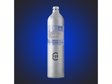 112 litre calibration gas cylinders hold almost double the gas without increase in cylinder size