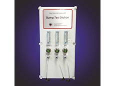 CAC-BTS Series wall mounted bump test stations