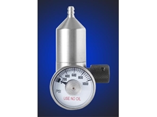 Stainless steel flow regulators