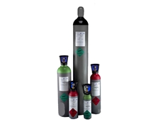 CAC Gas high pressure calibration gas cylinders