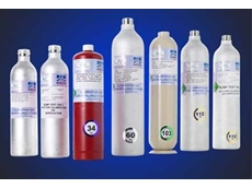 CAC calibration gas cylinders
