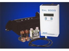 CAL 2000 portable gas calibrator