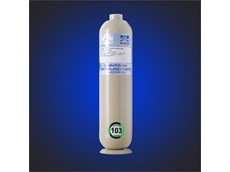 CO2 Calibration Gas Cylinder