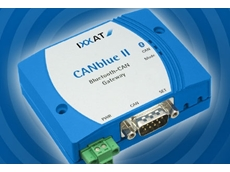 Intelligent CANblue Bluetooth-CAN Gateway