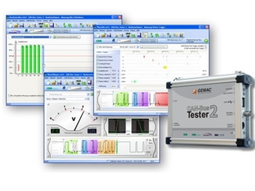 Analysis investment tool CAN-Bus Tester 2