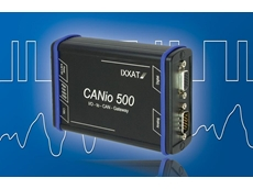 CANio 500 Universal I/O gateway for CAN and CANopen systems