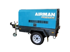 Portable diesel air compressors for the agricultural sector