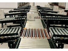 CASI Automatic Conveyor Sortation Systems for High Performance Solutions