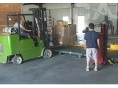These automatic pallet weighing systems minimise error