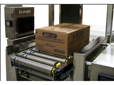 Durable stainless steel CASI 951 for food packing, end of line applications or demanding conditions