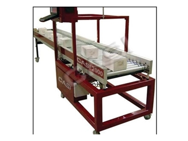 Mobile CASI 2000 in-motion Checkweigher for dependable and accurate control