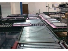 CASI roller conveyers can be used to upgrade already existing conveyer systems