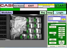 SolidPack and SolidInspect Order Verification Systems from CASI