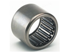 Drawn cup needle roller bearings are available in open and sealed types