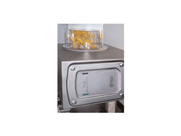 Metal detection equipment for food inspections
