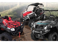 CF Moto ATVs