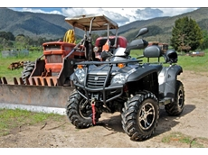 CFMoto ATVs: 12.5% Market Share for July 2012