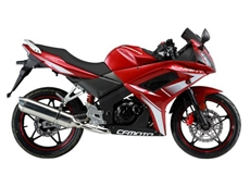 New addition: CF Moto V-Night