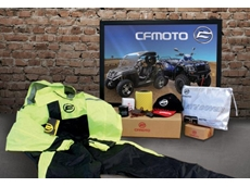 CF Moto Start Up Kit Promotion: Back by popular demand