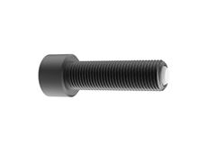 Ball-end thrust screw