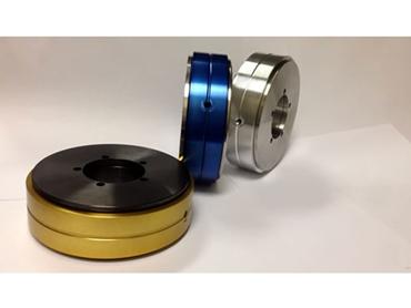 Patent Pending OAV ® Roller Air Bearing