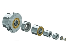 Longer lasting Creative Motion Control Grooved Roller Bearings