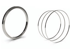Reali-Slim thin section bearings available from CGB Precision