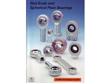 Self Lubricating Rod Ends and Spherical Bearings