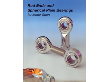 Stainless Steel Rod Ends and Bearings