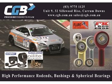 CGB at Phillip Island Classic Festival of Motorsport