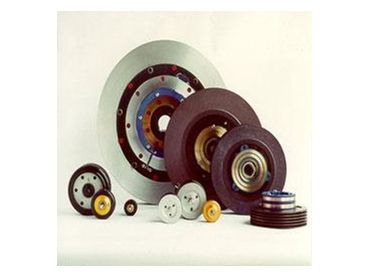 Magnetic Brakes and Clutch Bearings with variable tension control