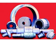 Open die steel forgings