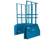 CHEP Asia-Pacific's Pallet Dispenser, for automated pallet distribution