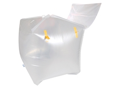 Aseptic & High Viscosity liner bags to assist with decanting high viscous liquids