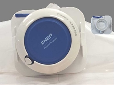 The new liner bag is pre-fitted with MaxiValve, a disposable ball valve
