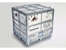 CEVA Pallecon's Haztainer is available in 500 and 1,000 litre varieties
