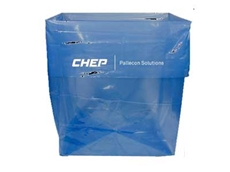 CHEP's co-extruded blue tint liner bag