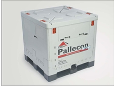 Ultra Liquic IBC plastic containers from CEVA Pallecon